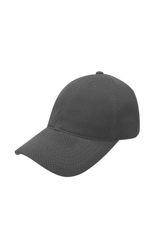 throw me a line baseball cap-grey - Icon