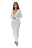 rio isle coverup-white - Icon