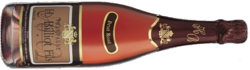 H. Billiot Fils Grand Cru Brut Rose