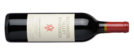 Alexander Valley Vineyards Cabernet Franc 2012