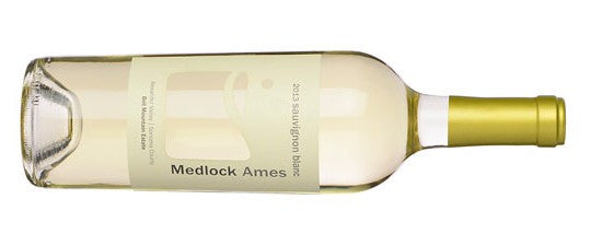 Medlock Ames Bell Mountain Estate Alexander Valley Sauvignon Blanc 2014