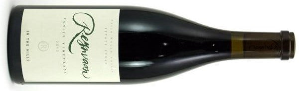 Reynvaan In The Hills Syrah 2013