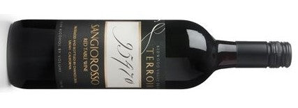Chance Creek Terroir 95470 Redwood Valley Sangiorosso 2010