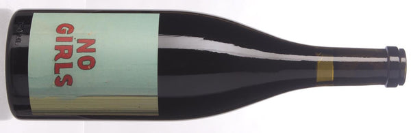 No Girls La Paciencia Vineyard Walla Walla Valley Syrah 2012