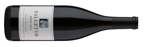 Balleto Russian River Valley Pinot Noir 2013