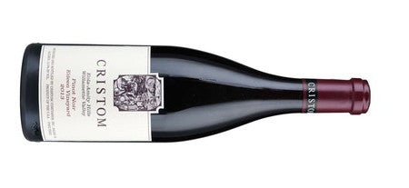 Cristom Vineyards  Eileen Eola-Amity Hills Estate Pinot Noir 2013