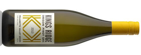 Kings Ridge Oregon Pinot Gris 2014