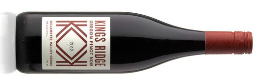 Kings Ridge Willamette Pinot Noir 2014