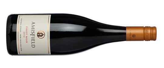 Amisfield Central Otago Pinot Noir 2012
