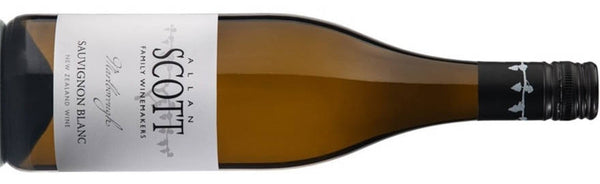 Allan Scott Family Winemakers Marlborough Sauvignon Blanc 2014