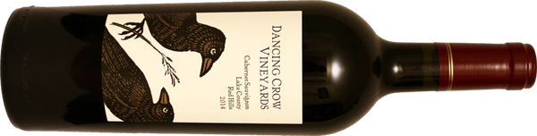 Dancing Crow Red Hills Lake County Cabernet Sauvignon 2014