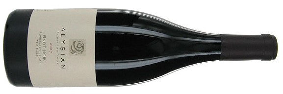 Alysian Wines Floodgate Vineyard Rock Hill Pinot Noir 2010