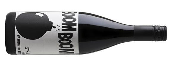 Charles Smith Boom Boom Washington Syrah 2013