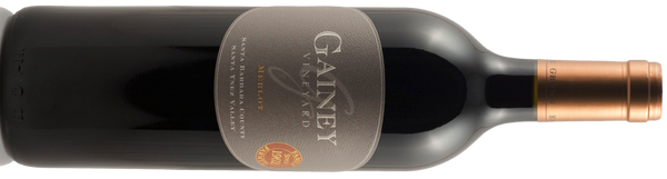 Gainey Vineyard Santa Ynez Merlot 2012