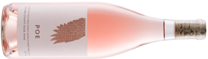 Poe Pinot California Rose 2016