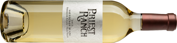 Priest Ranch Sommerston Estate Napa Sauvignon Blanc 2013