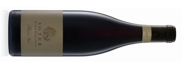 Soter Vineyards Mineral Springs Ranch Yamhill-Carlton Pinot Noir 2013
