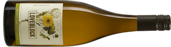 Loveblock Marlborough Sauvignon Blanc 2013