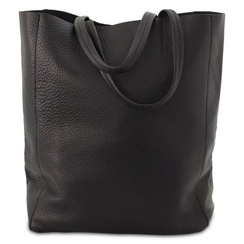 Mia Tote Bag - Black