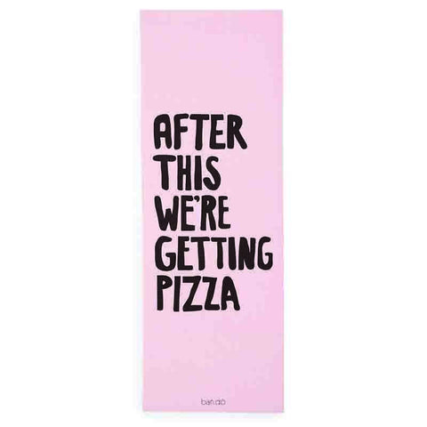 Exercise Mat - Pizza