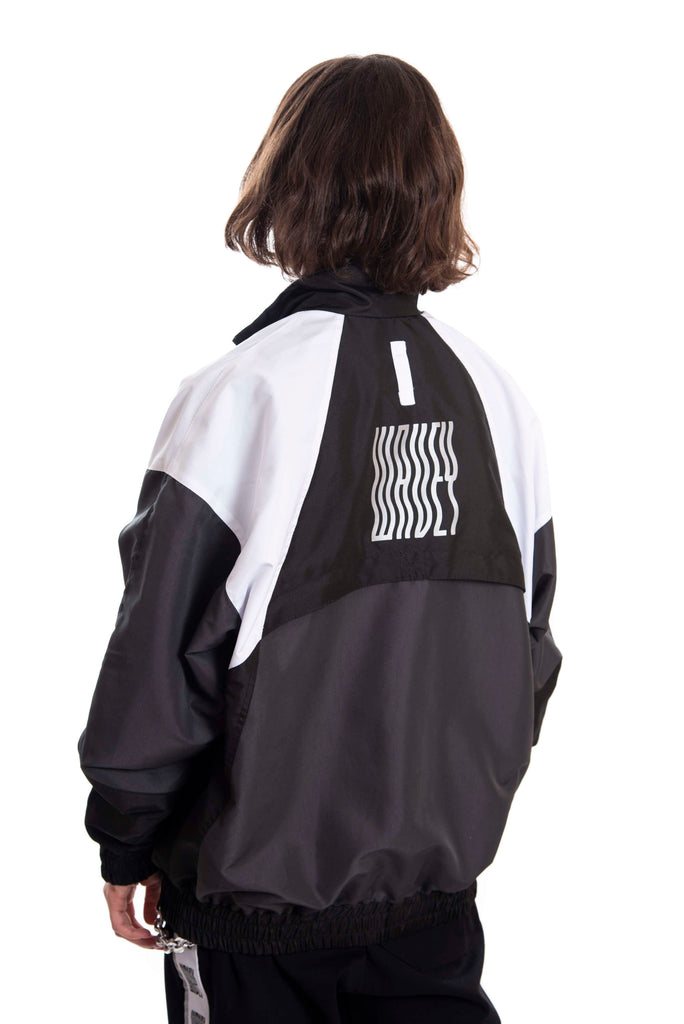 Black/Grey Real OG Jacket