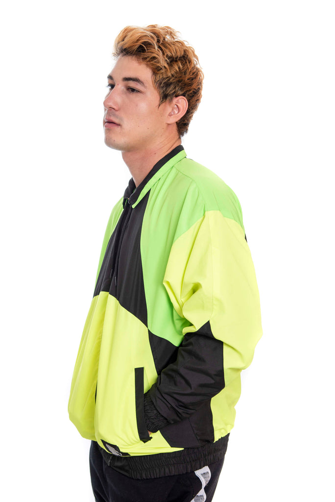 Neon Green Real OG Jacket