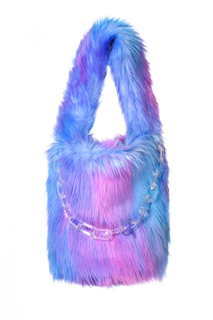 Large Sullivan Fur Bag