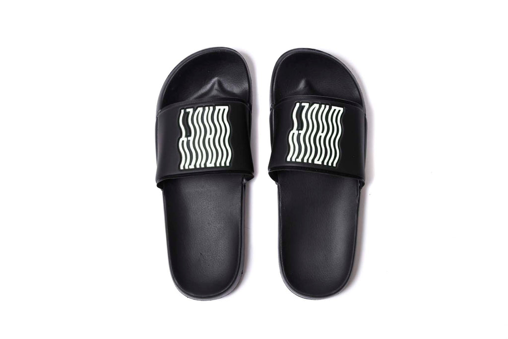 Black White Slides