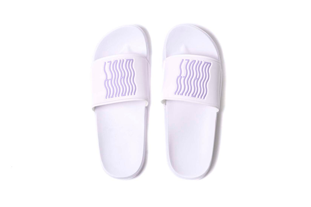 White Black Slides