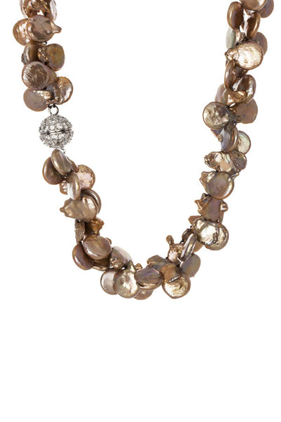Alice Double Strand Necklace