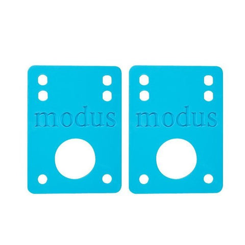 Modus Riser Pad Set | Assorted Colours | 1/8''