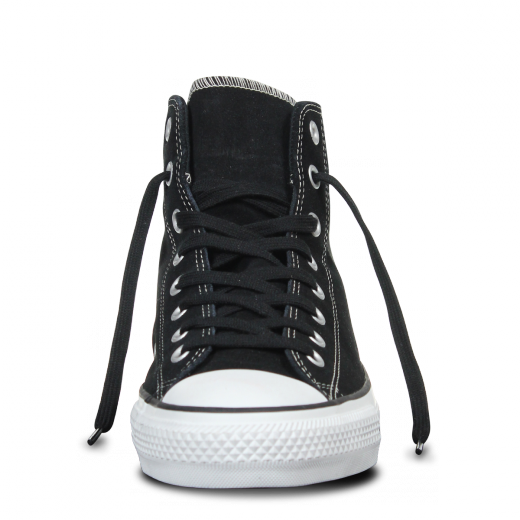 Converse CONS CTAS Hi Black/White Suede - 335 Skate Supply