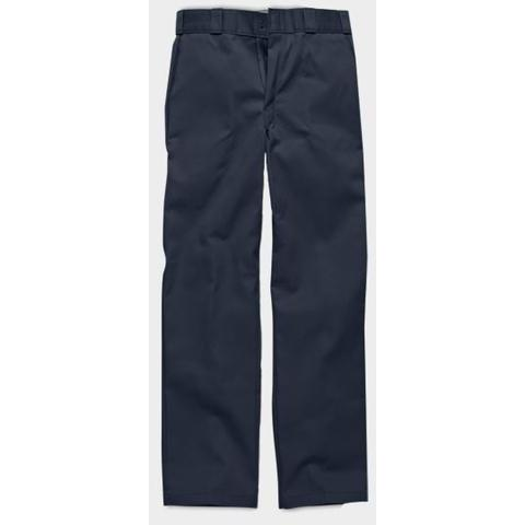 Dickies 873 Slim Straight Work Pant / Dark Navy