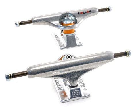 Independent Forged Hollow Trucks Polished *SET* - 335 Skate Supply