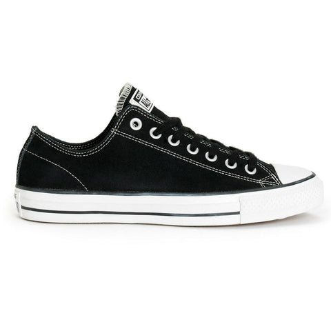Converse CONS CTAS Pro Black/White Suede - 335 Skate Supply