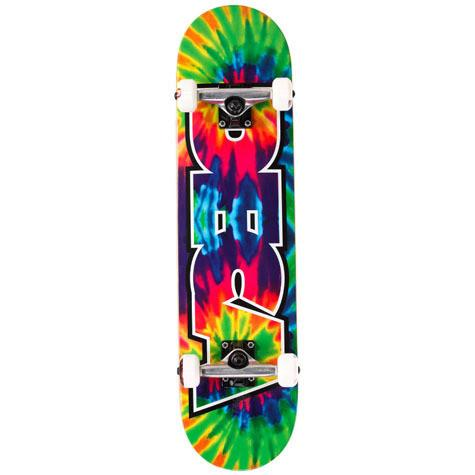 "Deca Mini Tie Dye Complete 7.25"" - 335 Skate Supply"