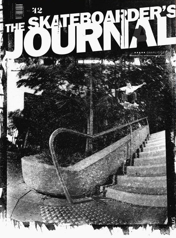 The Skateboarders Journal - Issue #42