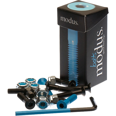 Modus Allen Head Deck Bolts - 335 Skate Supply