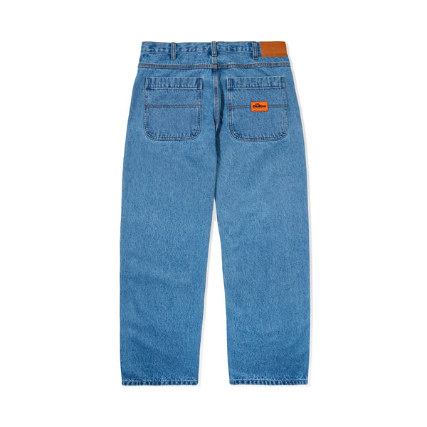 Butter Santosuosso Denim Pant / Washed Indigo