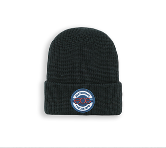 Ace Seal Logo Beanie / Black
