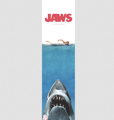 Fruity Griptape Single Sheet / Jaws