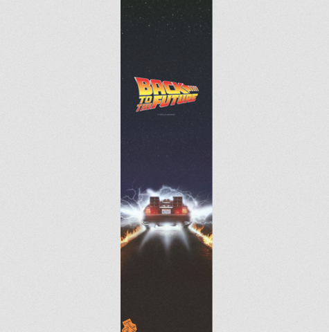 Fruity Griptape Single Sheet / Back To The Future