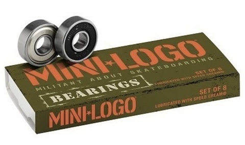 Mini Logo Bearings / Set