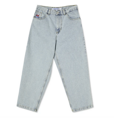 Polar Big Boy Jeans / Light Blue