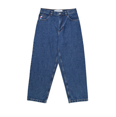 Polar Big Boy Jeans / Dark Blue