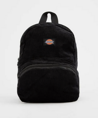 Dickies Corduroy Mini Backpack / Black