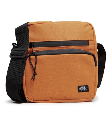 Dickies Gilmer Messenger Bag / Pumpkin