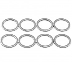 Speed Ring Set / 8 Pieces