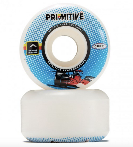 Crupie Wheels x Primitive / Carlos / 52mm