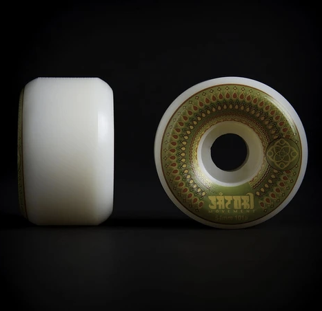 Satori Wheels Mandala Series / 54mm / Green
